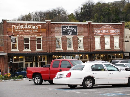 Touring The Jack Daniel S Distillery In Lynchburg Tennessee