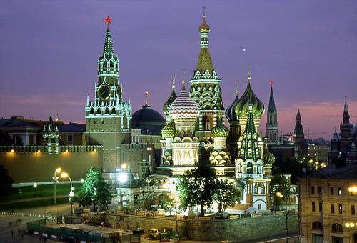 Mosca dalla vita di Tiziano Terzani