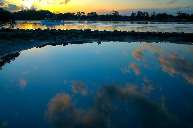 Dunbogan Inlet - Camden Haven River