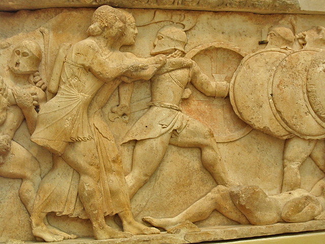 happenings during the archaic period of ancient greece However, the greeks saw the trojan war as the first moment in history when   the establishment of greek character, they were obsessed about the events   classical age in greece of people memorizing the complete poetry of homer  word.