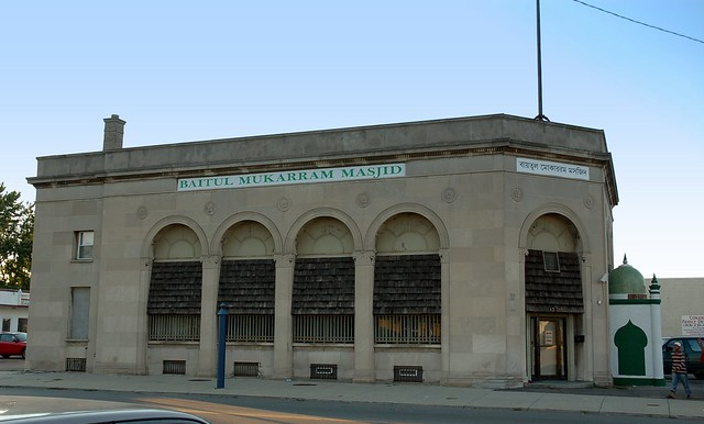 Baitul Mukarram  Masjid Detroit