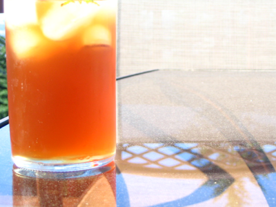 Summer - Iced tea