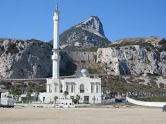Moschee auf Gibraltar