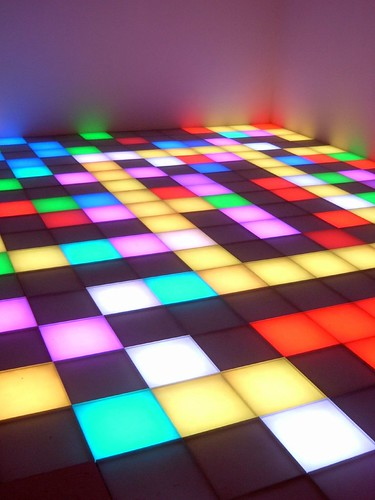 Dance Floor by enric archivell