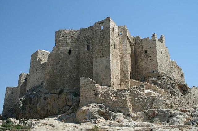 Masyaf Castle, Syria