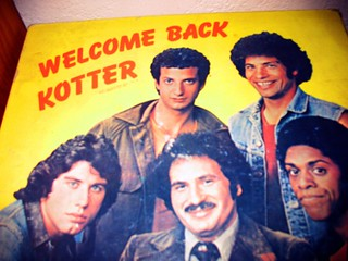 Welcome Back Kotter Turntable | by Doctor Free