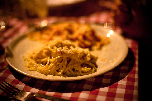 Pasta- Oldest Restaurant in Rome