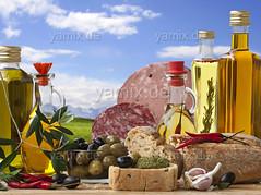 Decorative Italian deli