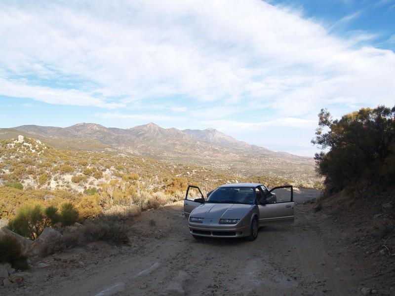 Santa Rosa Truck Trail