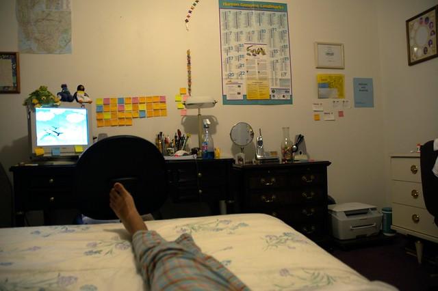 Penn State Dorm Rooms