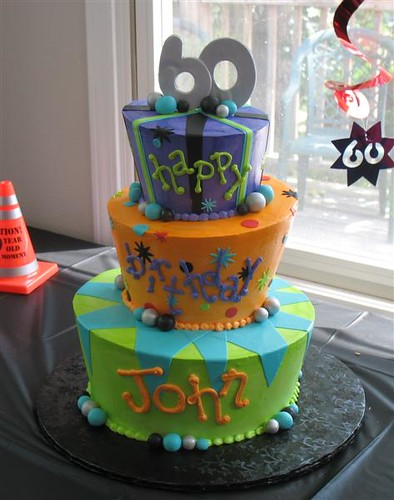 60th Birthday Cake Design Ideas : 60th Birthday ideas on Pinterest 60th Birthday Party ...