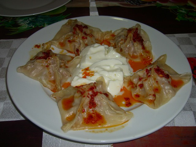 Manti baku azerbaijan flickr photo sharing for Azerbaijan cuisine