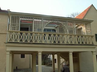 Obraz Schloss Tiefurt. geotagged weimar kultur schloss freizeitroute froutes geo:lat=509942 geo:lon=113636