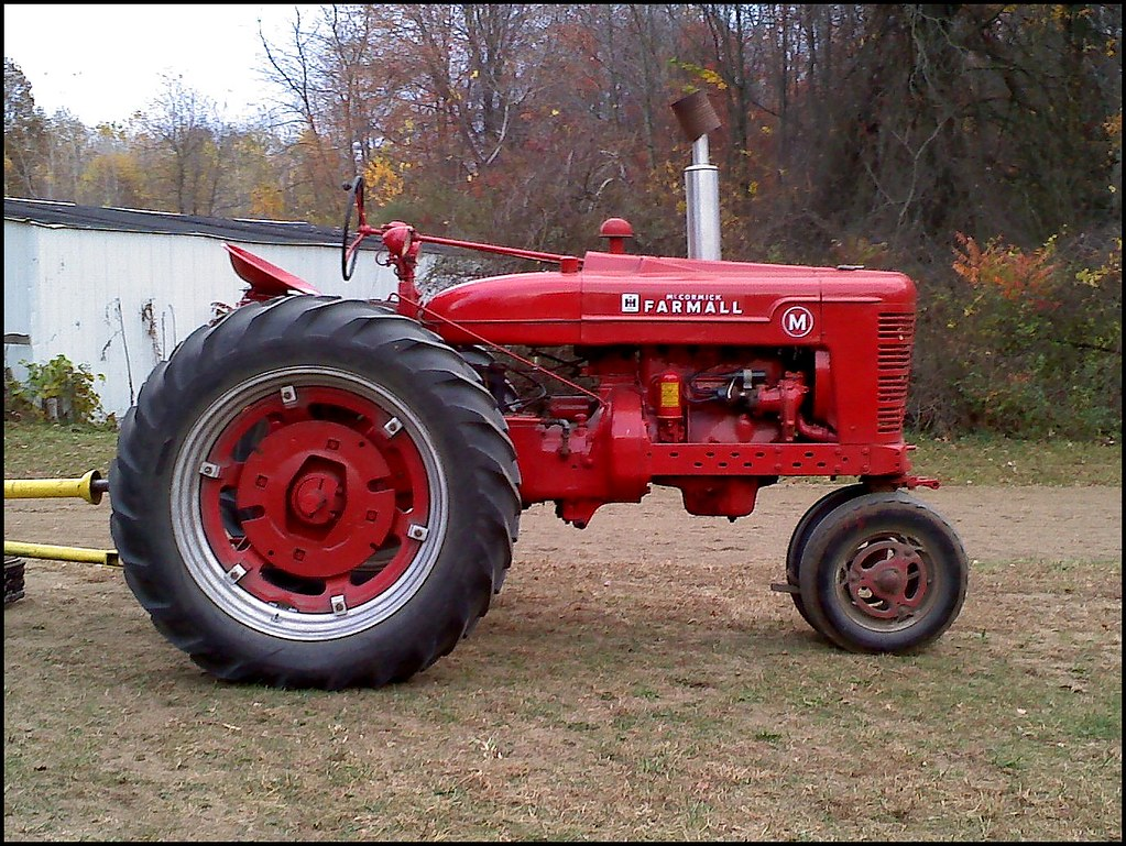 Farmall M Controls : H resto project mytractorforum the friendliest