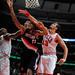 Noah plays heavy defense on Marcus Camby