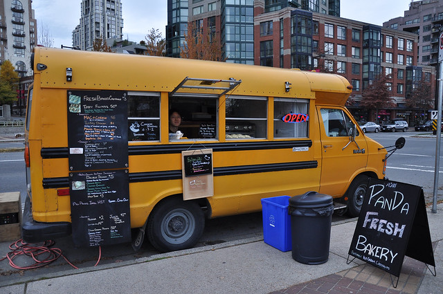 Vancouver Food Carts