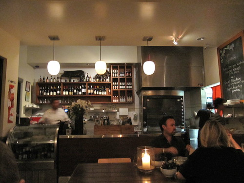 Chic wine bar wilshire vista for Food bar wilshire