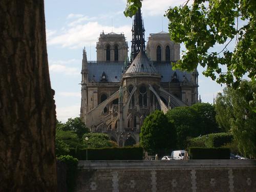 Notre Dame from Ile de Ste. Louis