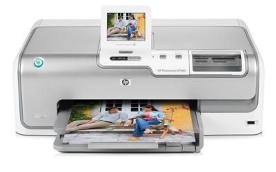 HP printer d7460