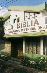 La Biblia Dice�s headquarters in Quito, Ecuador.