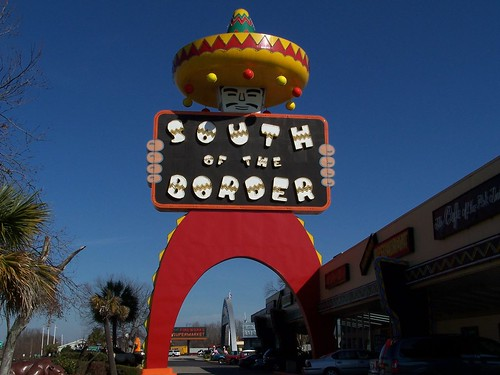 South of the Border Man