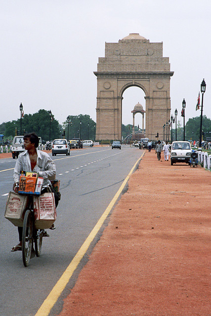 Rajpath and India Gate
