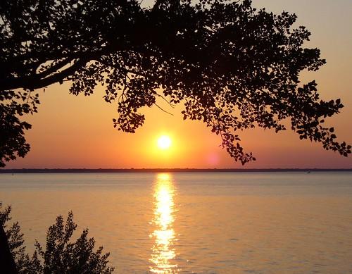Sunset in Sarnia