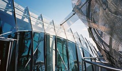 sculpture glazing