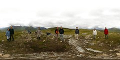 360-180 Group at Devils StairCase