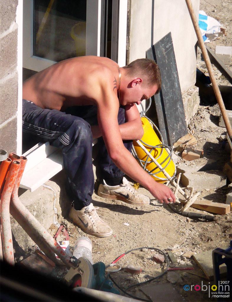 The builder s ass