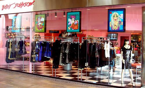 Betsey Johnson - Stanford Shopping Center
