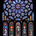 North Rose Window - Chartres ©Walwyn
