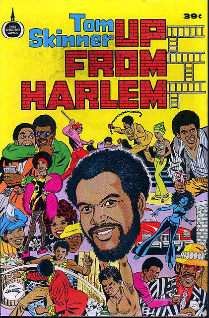 Up From Harlem -1975