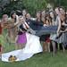 las fotos oficiales de la boda - los grupos