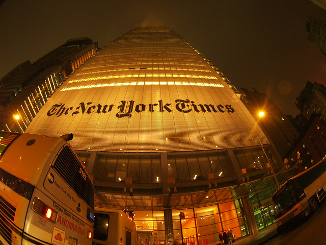 New York Times Building, NYC