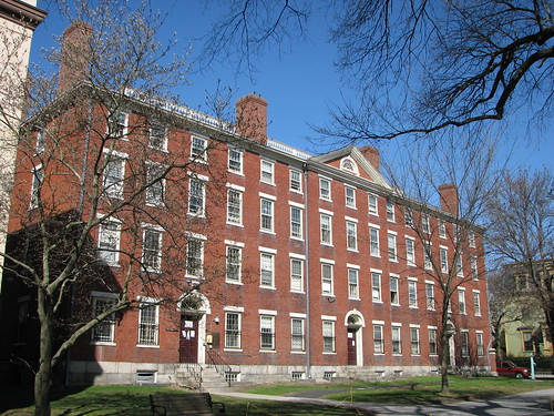 Brown University, Hope College