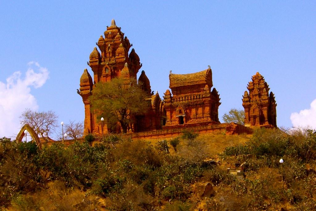 Tour Champa à Ninh Thuan