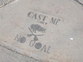 no goal
