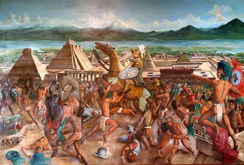 historia de la conquista de mexico: