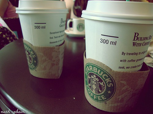 starbucks coffee ♥