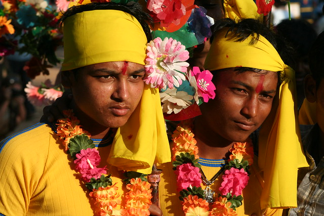 Hampi, India - Festival