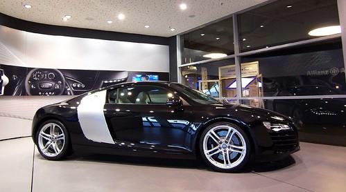 Audi R8 by Claude@Munich