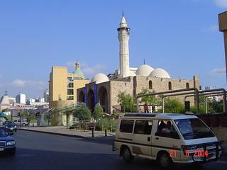 Mosque in Beirut