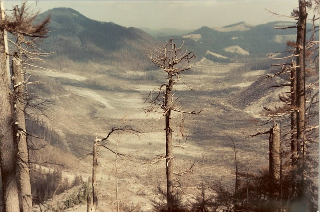 6/28/1980, Clearwater Creek drainage