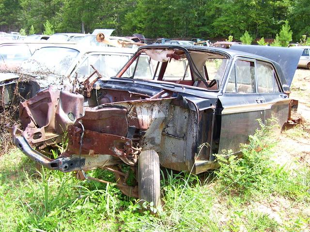 1962 Ford Fairlane 500 | Classic Automobiles