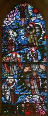 Jesse window, Waltham Abbey