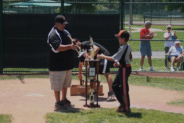 Grove City Baseball Tournament June