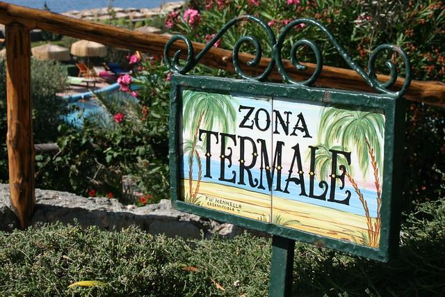 Zona termale