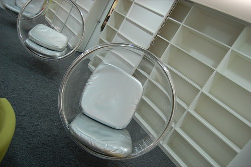 hanging bubble chairs