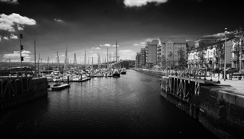 Portishead Dock